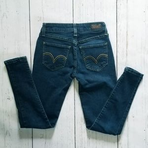 Levis 535 Skinny Legging Jeans